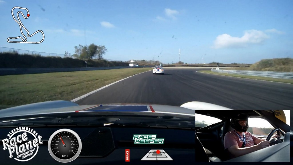 Porsche onboard Max Experience